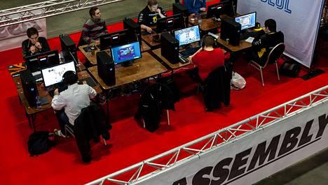 Assembly Winter 2015 -tapahtumassa pelattiin yksipäiväinen Hearthstone-turnaus.