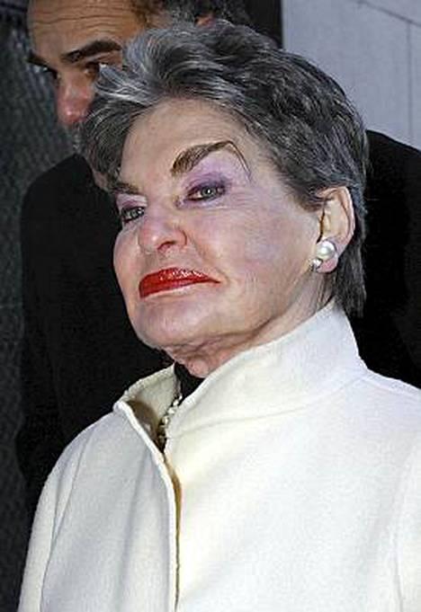 Hotellimilardööri Leona Hemsley menehtyi sydämenpysähdykseen 87-vuotiaana.
