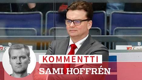 JYP lomautti päävalmentaja Pekka Tirkkosen vuoden loppuun asti.