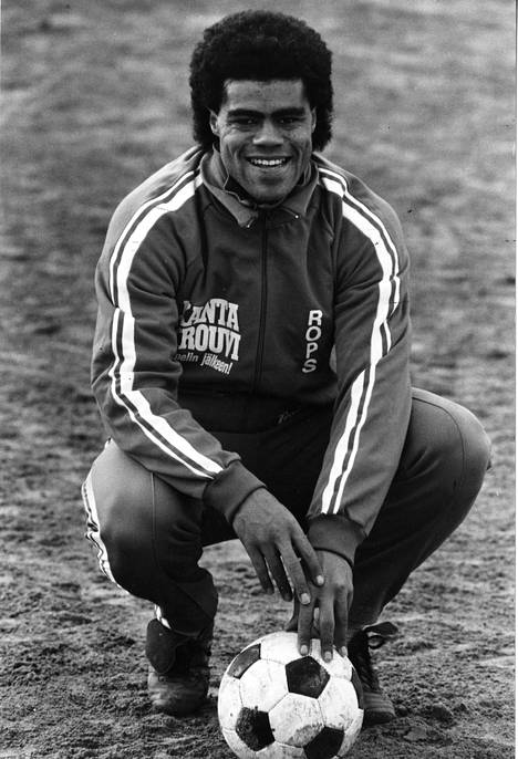 Steven Polack RoPSin pelaajana 1986.