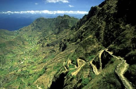 Kap Verde tunnetaan myös luontokohteena.
