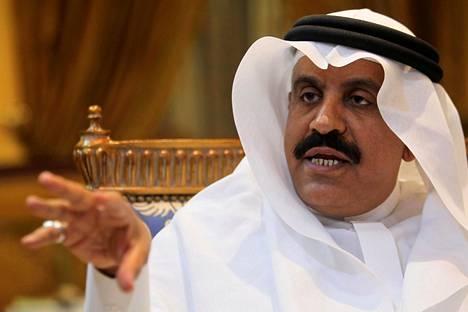 Al Tayyar Travel Group -matkailuyhtiön perustaja ja johtaja Nasser bin Aqeel al-Tayyar on yksi Saudi-Arabiassa hiljattain pidätetyistä liike-elämän toimijoista.