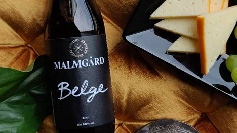Tässä on maailman parhaaksi valittu vahva belgialaistyylinen olut.