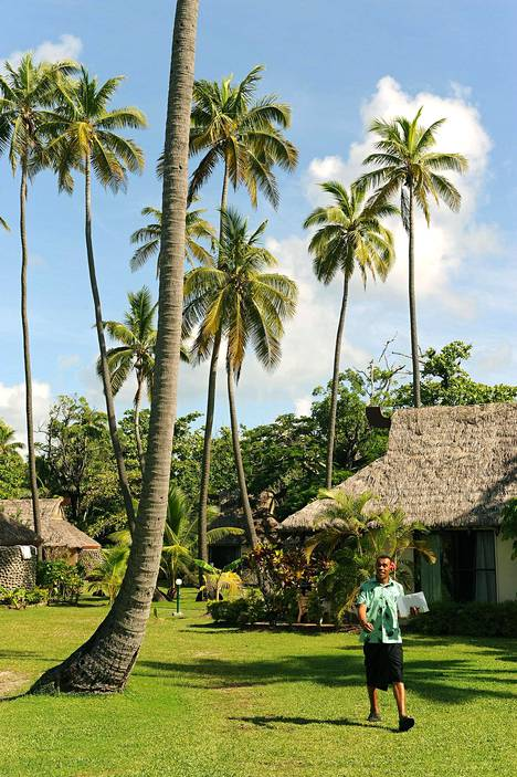 Tunnelma on kaikkialla leppoisa ja kiireetön. Monella saarella on vain jokunen hotelli, joten rauhallisuus säilyy.