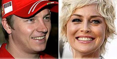 Kimi Räikkönen huusi Monacossa järjestetyssä huutokaupassa näyttelijä Sharon Stonen Corvetten.