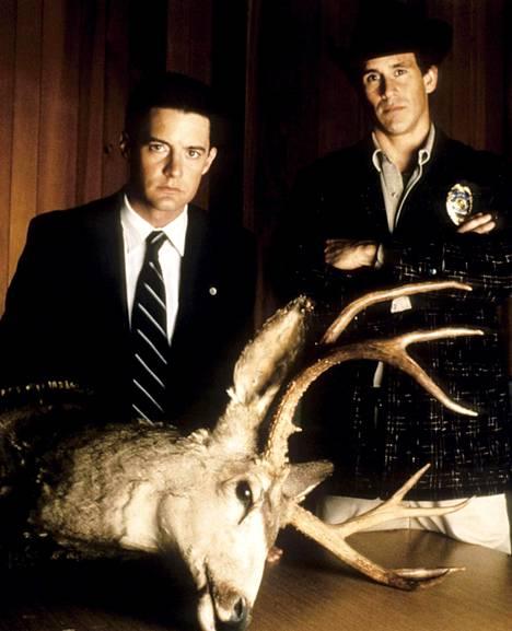 Twin Peaksin kolmas kausi alkaa tiistaina Sub-kanavalla.