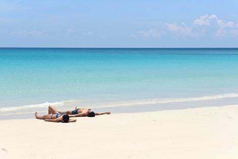 Malesiassa elämisen plussia ovat muun muassa ainainen kesäsää ja ikilämmin merivesi.