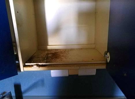 Muuttosiivoojan mukaan keittiö on yksi likaisimmista paikoista.