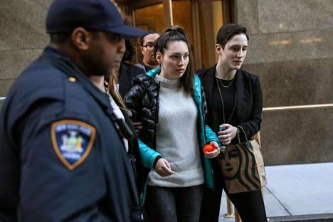 Jessica Mann oli yksi oikeudenkäynnin todistajista.