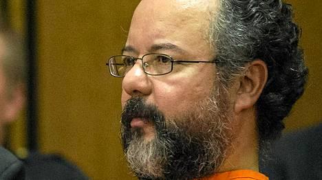 Ariel Castro kuuli tuomionsa elokuussa.
