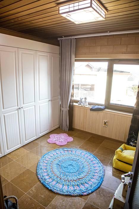"""Korealainen """"sauna"""" ondol-bang on suomalaisten mielestä lähinnä lattialämmitetty huone."""