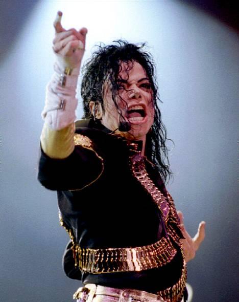 Michael Jackson vuonna 1992.