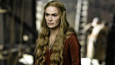 Lena Headey näyttelee Cersei Lannisteria Game of Thronesissa.