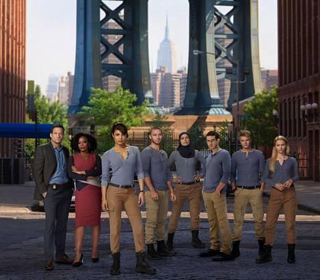 Sarjassa seurataan nuoria kokelaita, jotka saapuvat FBI:n koulutuskeskukseen Virginian Quanticoon.