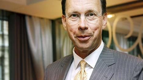 Rahapalkalla ja -bonuksilla mitattuna pörssiyhtiöiden palkkakuningas oli finanssiyhtiö Sammon konsernijohtaja Kari Stadigh.