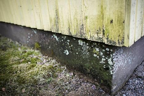 Vanhassa talossa on aina hometta, muistuttaa kuntotarkastaja Pekka Vaittinen.