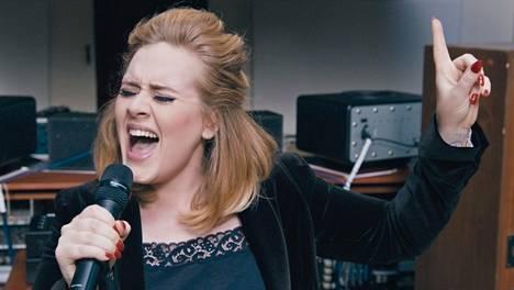 Adele on tämän viikon kiistaton musiikkitähti. Uusi levy julkaistaan huomenna.