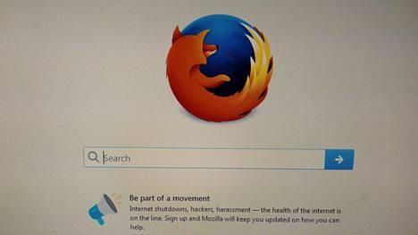 Firefox-selain saa uusia turvaominaisuuksia.