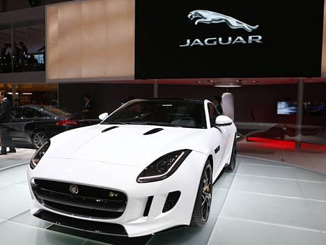 Jaguar F-type nousi Business Insider -lehden listan ykköseksi.