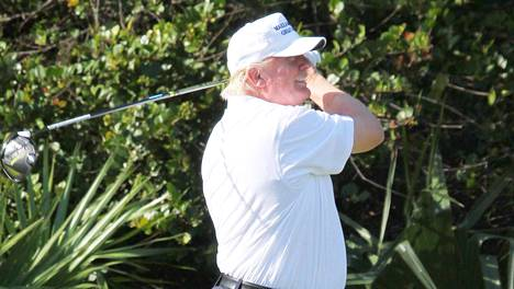 Donald Trump omistaa Floridassa golfkeskuksen. Se on nyt virallisesti hänen kotinsa.