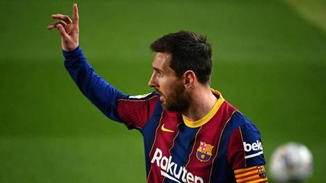 Jääkö Lionel Messi sittenkin FC Barcelonaan? Sisäpiirilähteiltä uutta tietoa