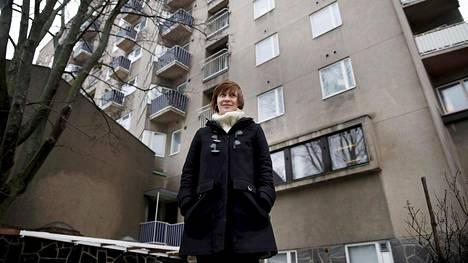 1950-luvulla tapahtui eniten kehitystä asuntosuunnittelussa, Sanna Meriläinen kertoo.