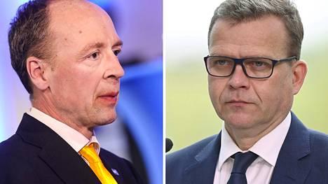Petteri Orpo sanoi aiemmin Ilta-Sanomien haastattelussa, että hallitusyhteistyö perussuomalaisten kanssa on mahdollista.