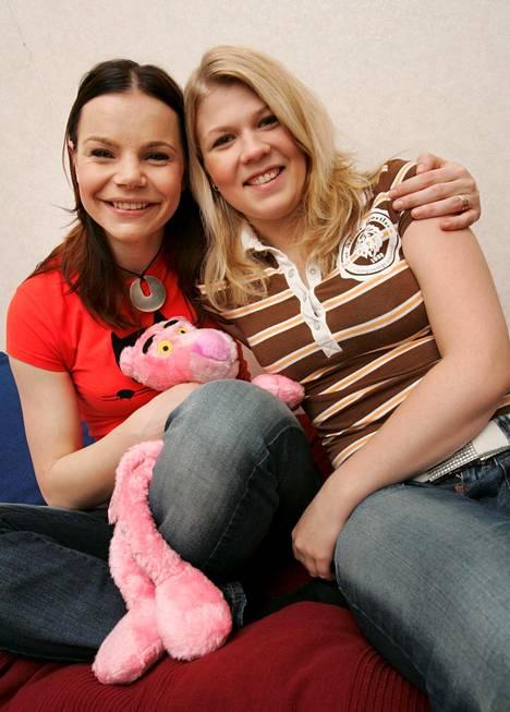 Idols yhdisti Agnes Pihlavan ja Katri Ylanderin 2005, ja ystävyys jatkuu edelleen.