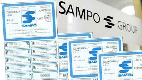 Sammon yhtiökokous päättää Sammon hallituksen puoltamasta ehdotuksesta, jonka mukaan vanhat paperiosakkeet menettävät osakeoikeutensa.
