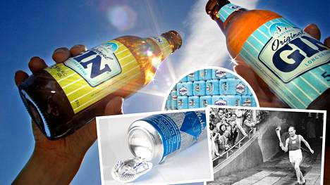 Suomalaisen long drinkin eli lonkeron synty sijoittuu Helsingin vuoden 1952 olympialaisten alle, jolloin kisaturisteille haluttiin kehittää helposti tarjoiltava juomasekoitus.