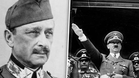 Uudessa kirjassa kerrotaan Mannerheimin suhtautumisesta Hitleriin.
