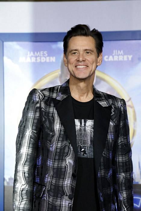 Jim Carrey nähdään Saturday Night Liven sketseissä tänä syksynä.