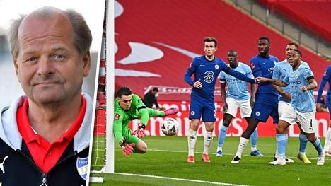Antti Muurinen seuraa huolestuneena eurooppalaisessa jalkapallossa leimahtanutta sisällissotaa, jonka seurauksena muun muassa Manchester City ja Chelsea voivat lentää pihalle Mestarien liigasta.