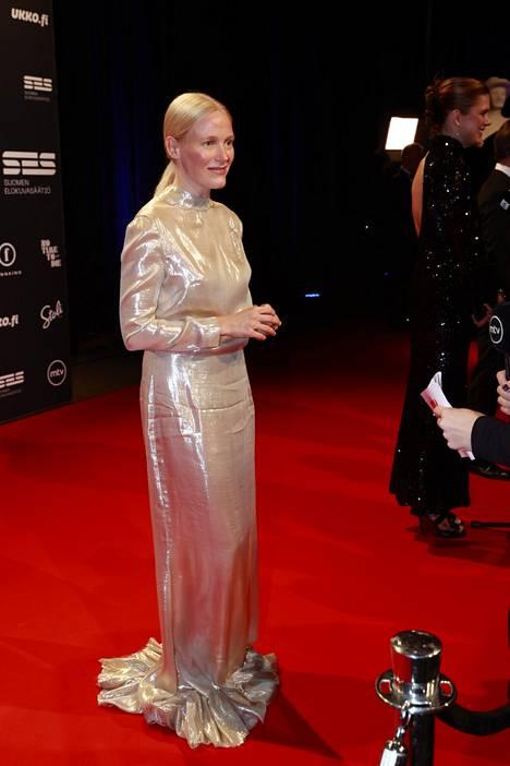 Laura Birn on ehdolla parhaan naispääosan palkinnon saajaksi roolistaan elokuvassa Viimeiset.