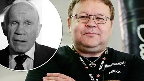 """Pekka Mäki herkistyi puhumaan nyrkkeilijäisänsä Olli Mäen kuolemasta – """"Loppuajat ovat erilaisia kuin mitä olettaisi niiden olevan"""""""