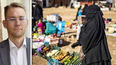 Ulkopoliittisen instituutin tutkijan Toni Alarannan mukaan terroristijärjestö Isisin ideologiaa kannattaneet naiset ja heidän lapsensa voivat luoda edelleen uhkakuvia Suomen turvallisuudelle.