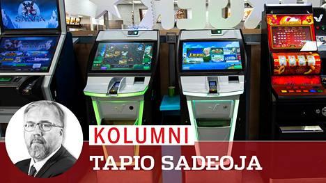Veikkaus ilmoitti perjantaina poistavansa 4500 peliautomaattia lisää.