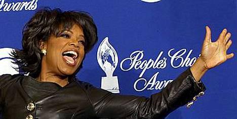 Oprah on USA:n parhaiten ansaitseva tv-tähti 260 miljoonan dollarin tuloillaan.