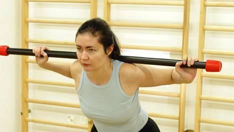 Aineenvaihdunnan saa liikkeelle liikunnalla. Kaikkein tehokkaimpia ovat lajit, joissa käytetään isoja lihaksia.
