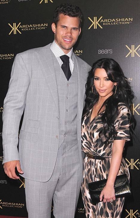 Kim Kardashianin ja Kris Humphriesin avioliitto kesti vain 72 päivää.