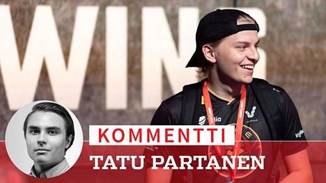 """Aleksi """"Aleksib"""" Virolainen nousi tunnetuksi nimeksi ENCE-joukkueesta, joka oli parhaimmillaan CS:n maailmanlistalla toinen."""