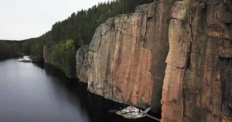Repoveden kansallispuisto.