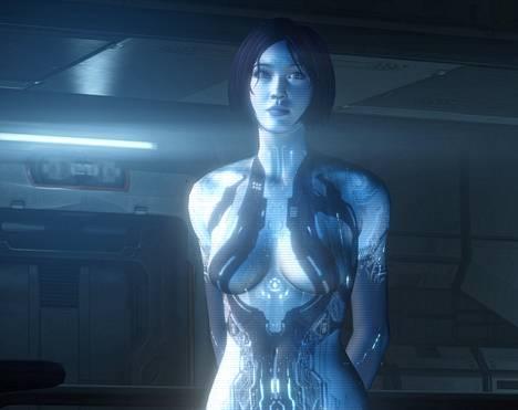 Cortana on saanut nimensä Halo-pelisarjan tekoälyhahmon mukaan.