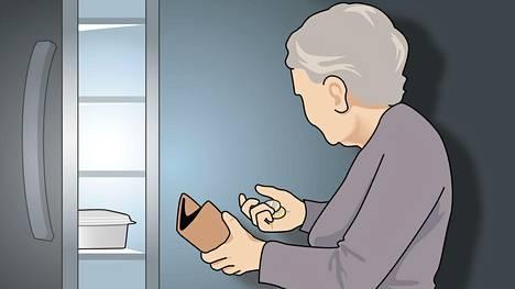 Moni ikäihminen on kertonut Taloussanomille olevansa ongelmissa pankkien konttorien vähyyden ja aukiolojen kanssa.