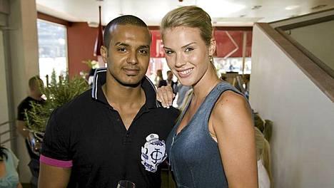 Mohamed vieraili tyttöystävänsä kotimaassa kesällä.