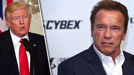 Donald Trumpin maahantulokielto saa kritiikkiä Arnold Schwarzeneggerilta.