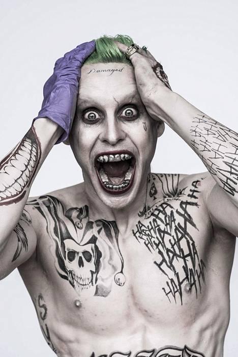 Jared Leto nähtiin Jokerina elokuvassa Suicide Squad, joka sai ensi-iltansa vuonna 2016.
