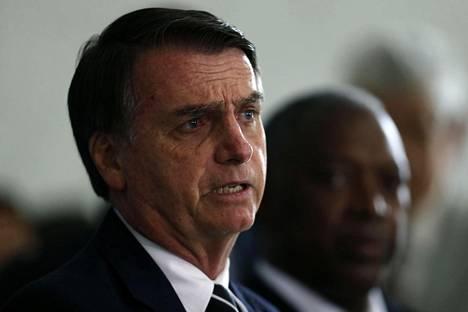 Jair Bolsonaron aikeet herättävät ihmetystä jo ennen kuin hänen kautensa Brasilian johdossa on alkanut.