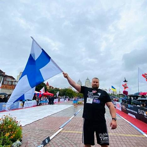 Mika Törrö tuuletti Kiovassa MM-kolmosena