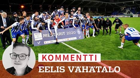 HJK:n viime kauden mestaruudella saattoi olla arvaamattoman suuri arvo.